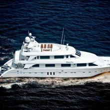 Zenith Yacht Running Shot