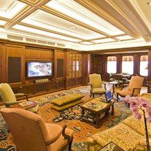 Samar Yacht Cinema - Screen