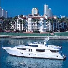 Westport 98 Yacht