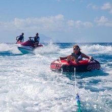 Huntress Yacht Jet Skis & Watersports