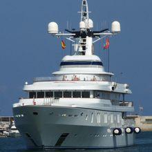 White Rose Of Drachs Yacht