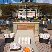 Hokulani Yacht Exterior Bar