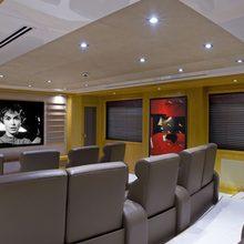 H Yacht Cinema