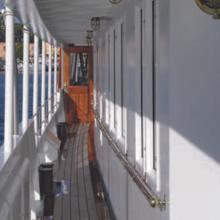 Elsa Yacht Terrace