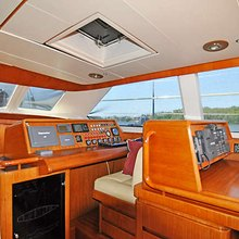 Catalyst Yacht