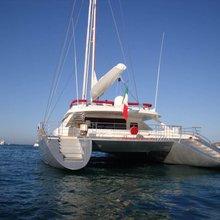 La Stella Del Diavolo Yacht