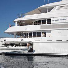 Huntress Yacht Tender Launch
