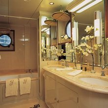 Elsa Yacht Master Bathroom