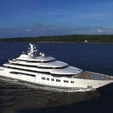 Amadea Yacht