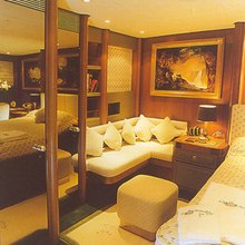 Diamond Forever Yacht