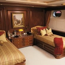Paraffin Yacht Twin Stateroom