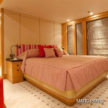 Ventum Maris Yacht Guest Stateroom - Pink