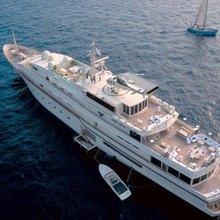 Kingdom 5KR Yacht