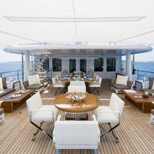 4You Yacht Upper Deck