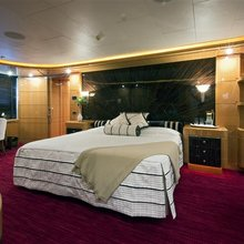 Lady MM Yacht Master Stateroom