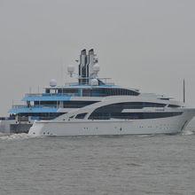 I Dynasty Yacht