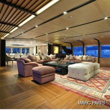 Ventum Maris Yacht Main Salon