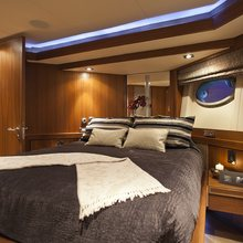 Bagheera Yacht Double Stateroom