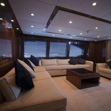 Barracuda Red Sea Yacht VIP Stateroom - Seating