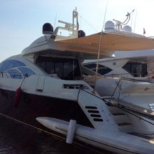 Elysium 3 Yacht