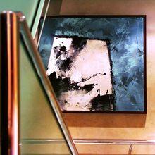 Turama Yacht Stairwell - Detail