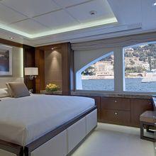 Huntress Yacht Stateroom