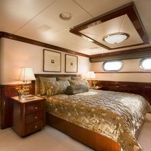 No Comment Yacht VIP Stateroom