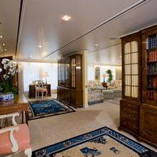 Leander G Yacht Main Salon - Overview