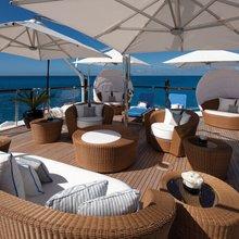 Vision Yacht Sundeck