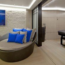Mogambo Yacht Treatment Rooms