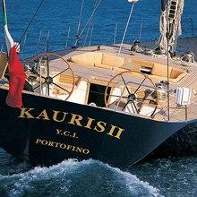 Ippogrifo II Yacht