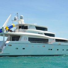 MIss Stress Yacht