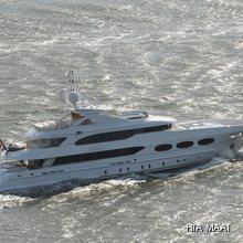 Crystalady Yacht