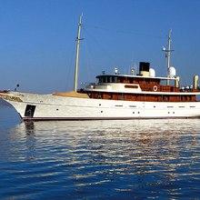 Arriva Yacht Main Profile