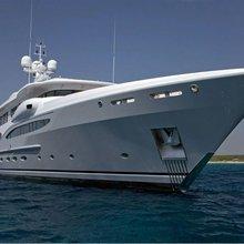 Ventum Maris Yacht Bow