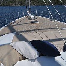 Ubi Bene Yacht Sun Beds