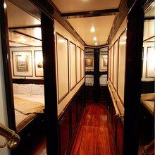 Providence Yacht Hallway
