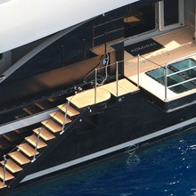 Nonni II Yacht Fold Out Balcony