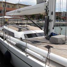 Alarife Cien Yacht