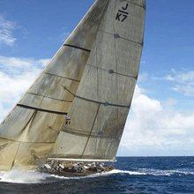 Velsheda Yacht