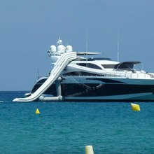Pure One Yacht Water Slide