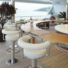 Samar Yacht Bar - Seating