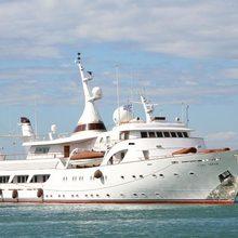Lady Sarya Yacht