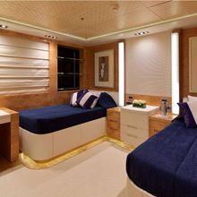 Natalina A Yacht Twin Cabin