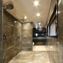 Infinity Yacht Master Bathroom
