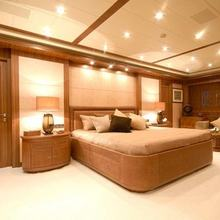 Force India Yacht Master Stateroom
