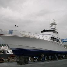Golden Osprey Yacht