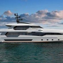 Wider 130 Yacht