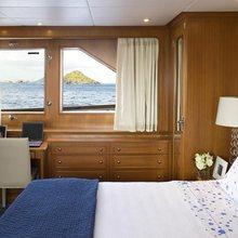 Genesia Yacht Master Stateroom