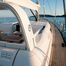 Yam 2 Yacht Sundeck Seating